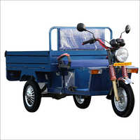Electric Cart Rickshaw Loader