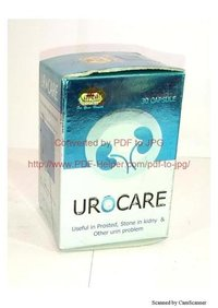 Urinary Pain Relief Capsule