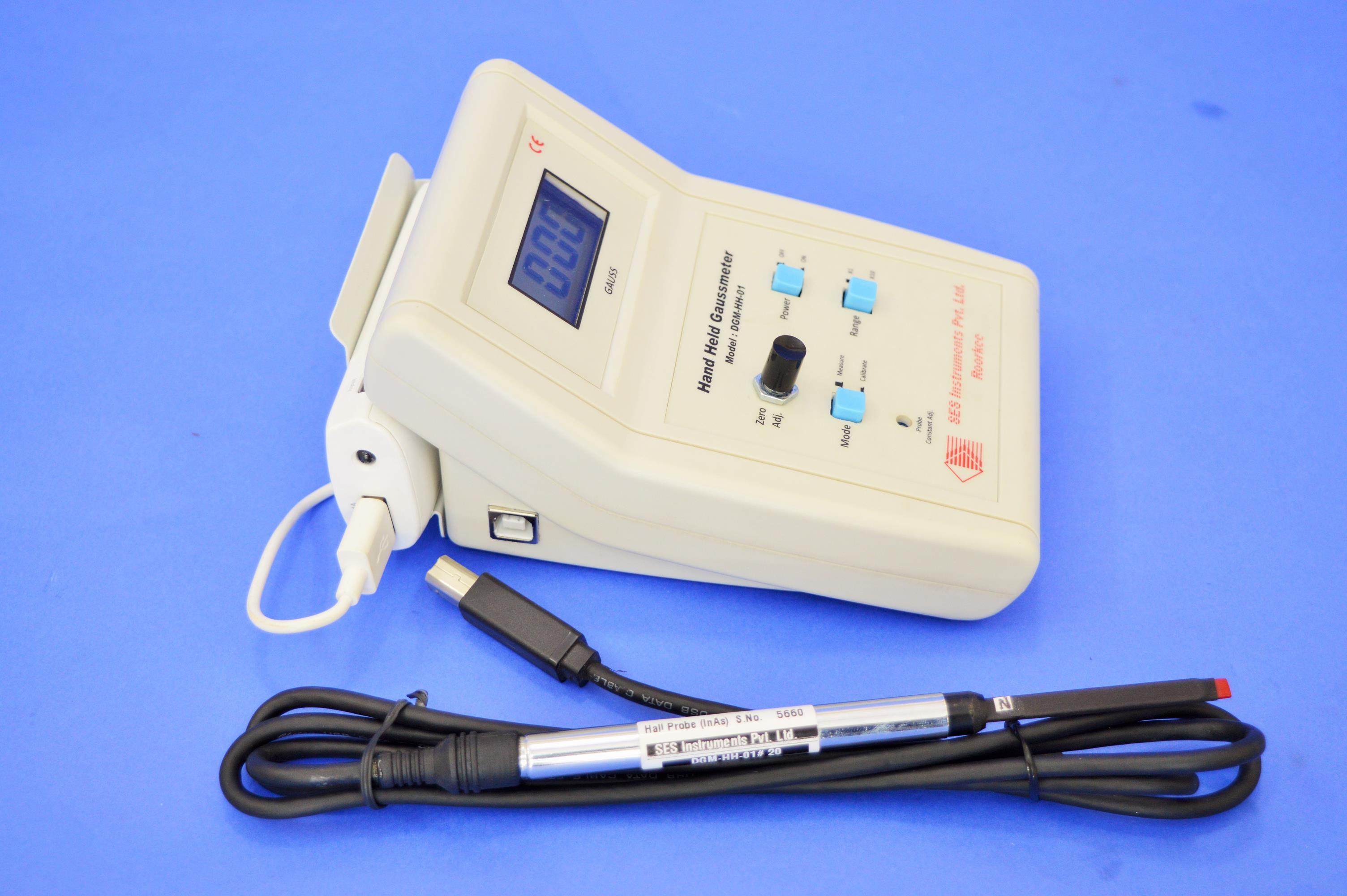 Handheld Gauss Meter DGM-HH-01