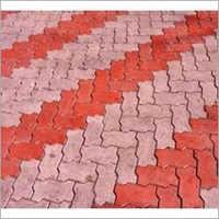 Zig Zag Paver Tiles