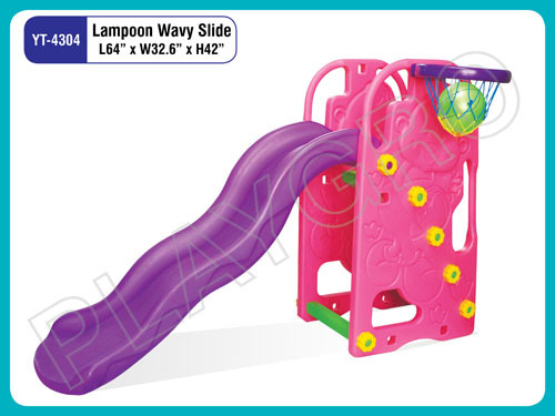 Lampoon wavy slide