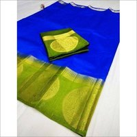 New Fancy Kanchipuram Saree