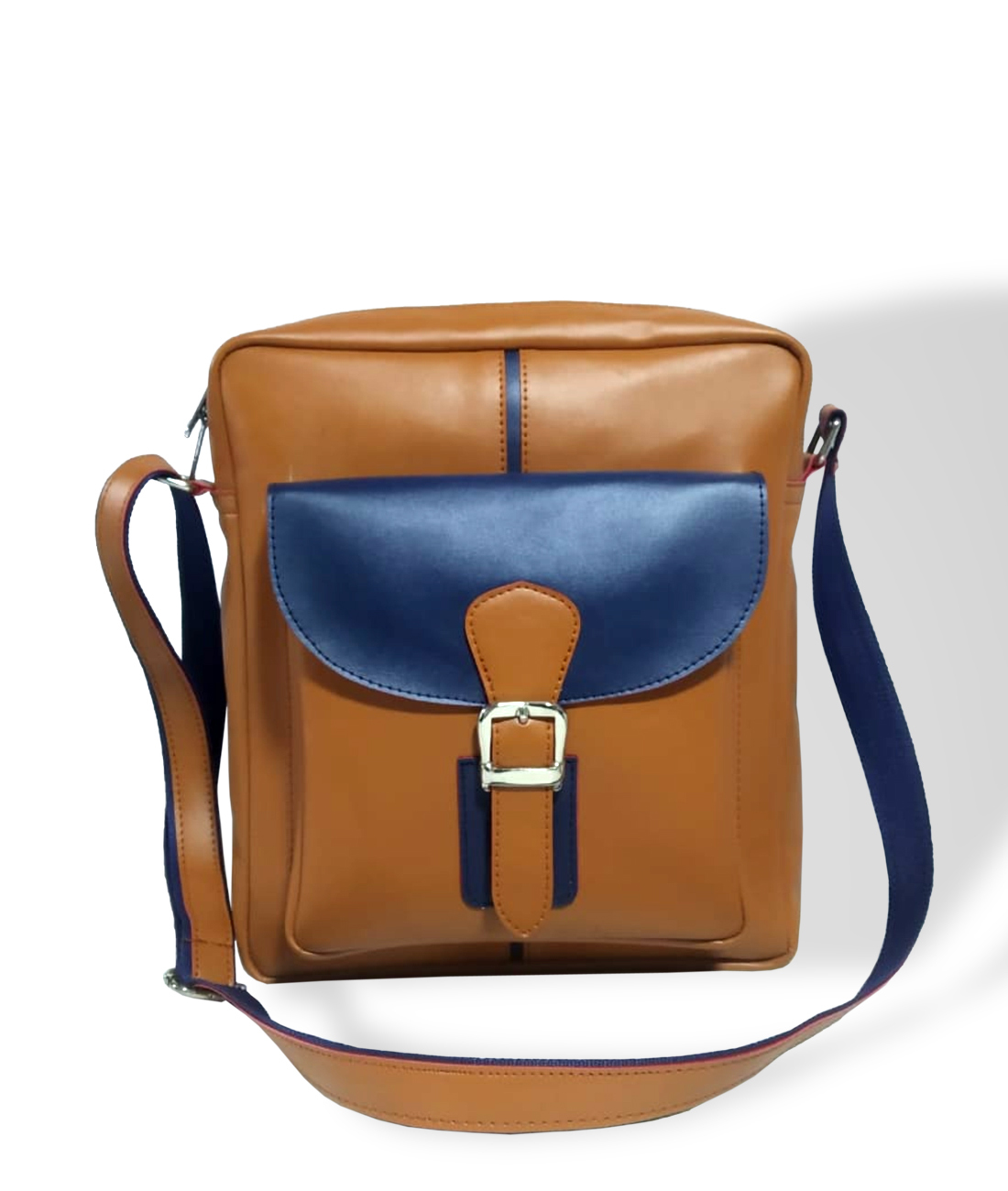 Caris PU Synthetic Leather Sling Bags