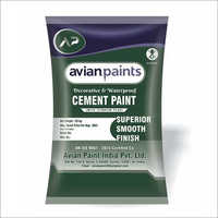 Waterproof Cement Paint