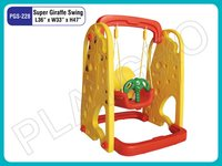 Super Giraffe swing