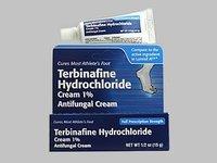 Terbinafine HCL Cream 1%