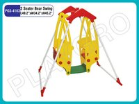 2 Seater Bear Swing