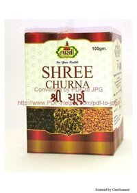 Ayurvedic Shree Churna