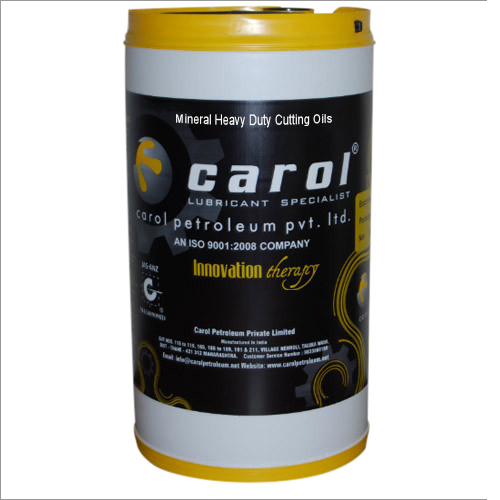 Mineral Heavy Duty Cutting Oil