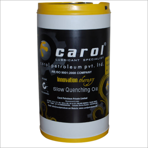Slow Quenching Oil