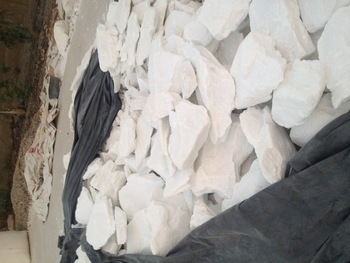 hydrated magnesium silicate