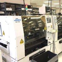 JUKI KE750 Pick and Place Machine