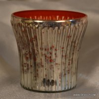T LIGHT SILVER CANDLE VOTIVE