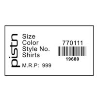 MRP Stickers