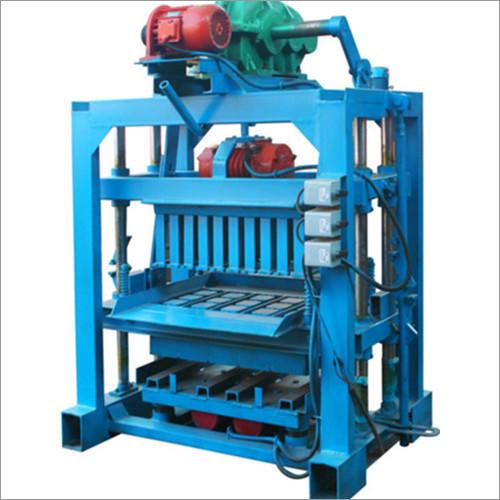 Stand Type Block Making Machine