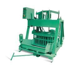430 model Hollow block making machine