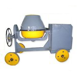 Wheel type Concrete Mixer Machine