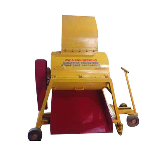 Industrial Soil Crushing Machine