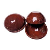 Satyamani Natural Red Jasper Healing Bowl