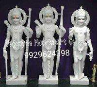 Ram Darbar Marble Murti