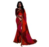 Woman's Saree
