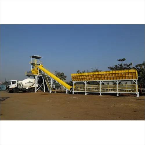 Stationary Concrete Batching Plant Manufacturer, Concrete Batching