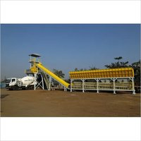Dry Type Concrete Batching Plant