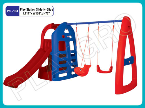 Outdoor Play Equipment Pre-School Series