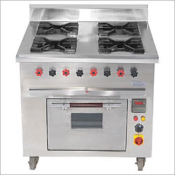 4 Burner Range Oven