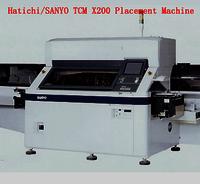 Hitachi TCM X200 Pick and Place Machine