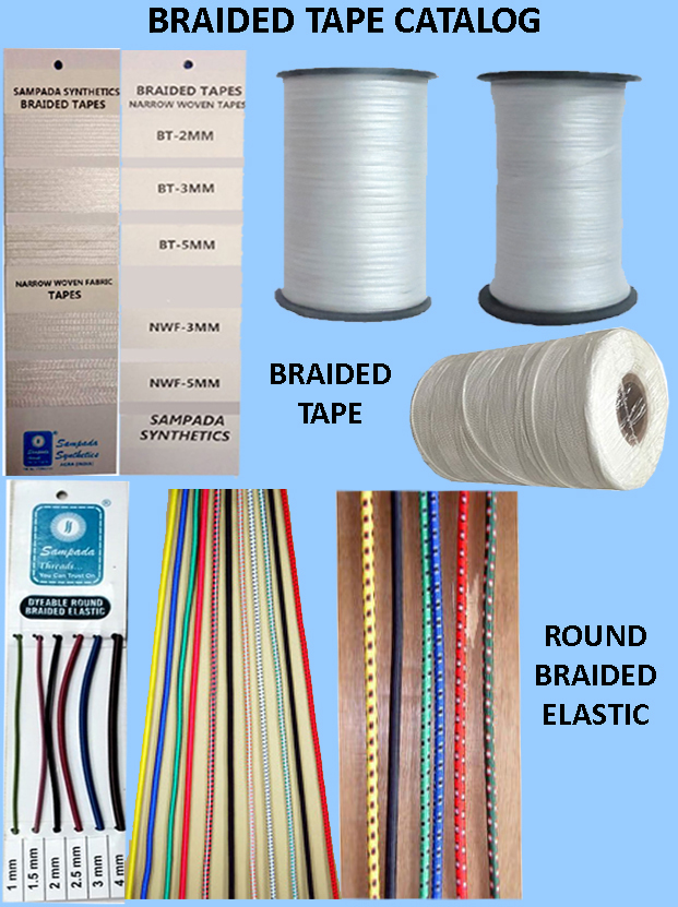 Braided Tape