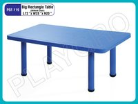 Big Rectangle Table