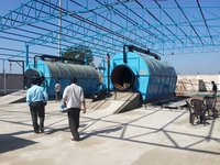 Urban Waste  Recyling Plant / Waste Tyre Recyling Plant