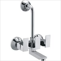 BATHROOM WALL MIXER WITH L BEND