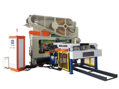 automatic metal two piece fish can machine