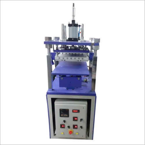 Hot Stamping Flat Machine