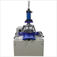 Manual Pneumatic Foil Stamping Machine