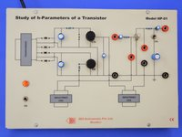 HYBRID PARAMETERS OF A TRANSISTOR, HP-01