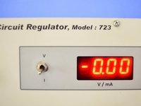 Integrated Circuit Regulator, 723