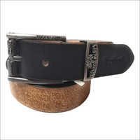 Mens  Designer Leather Belt