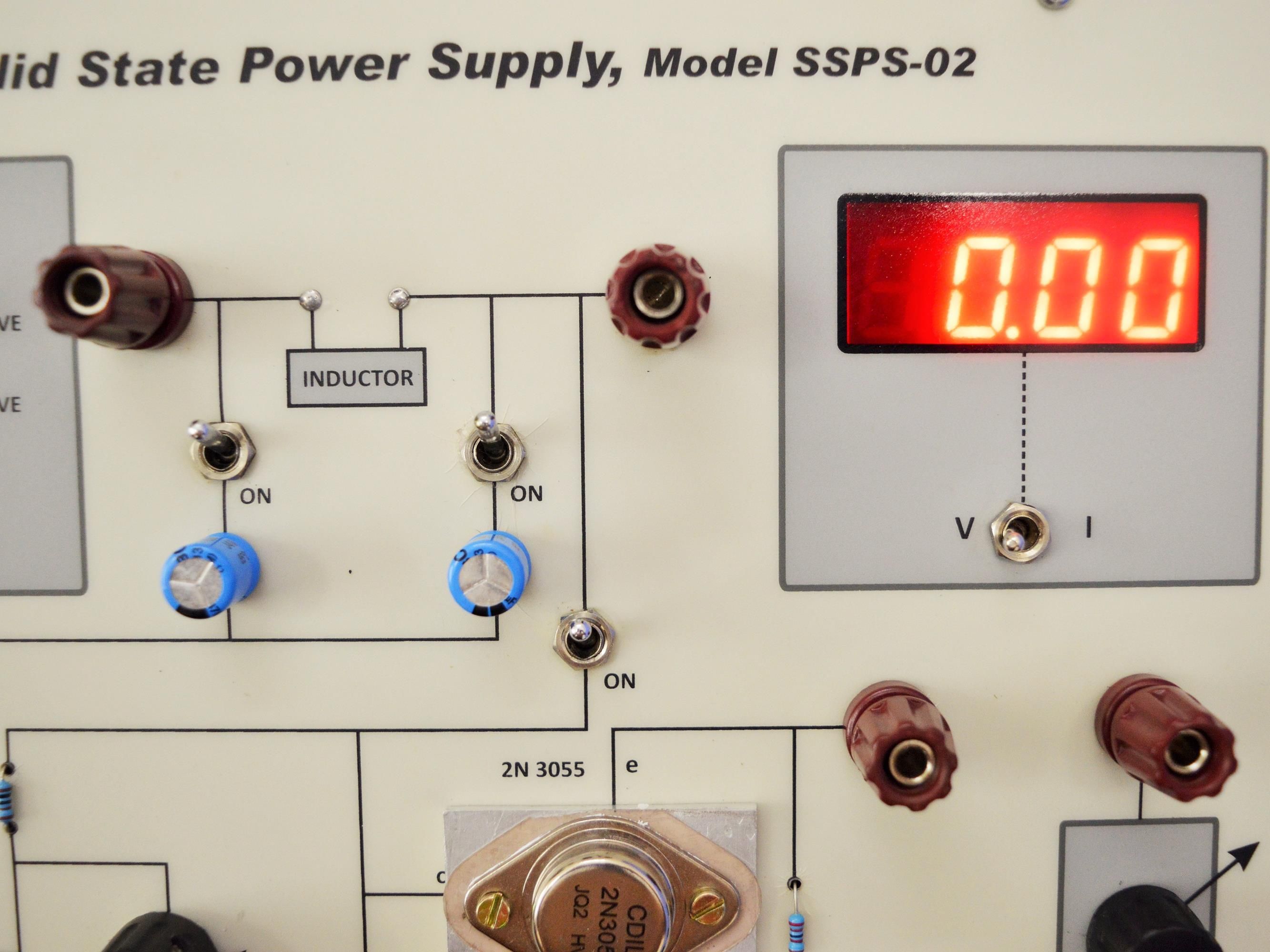 Study of a Solid State Power Supply, SSPS-02