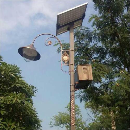 Designer Solar Light Pole