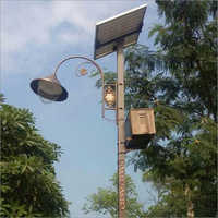 Designer Solar Light Pole