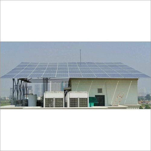 Solar Elevated Roof Top System