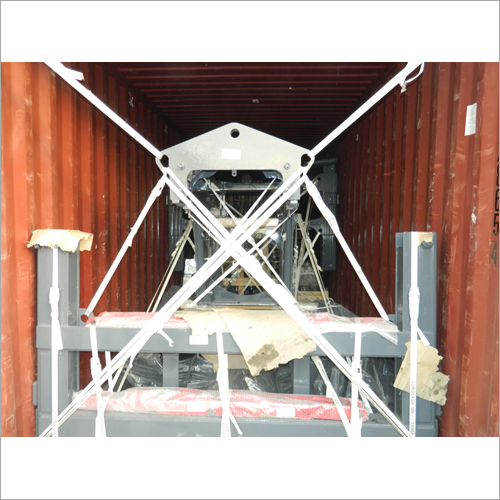 Container Stuffing Lashing Service