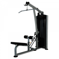 Rows On Lat Pulldown Machine