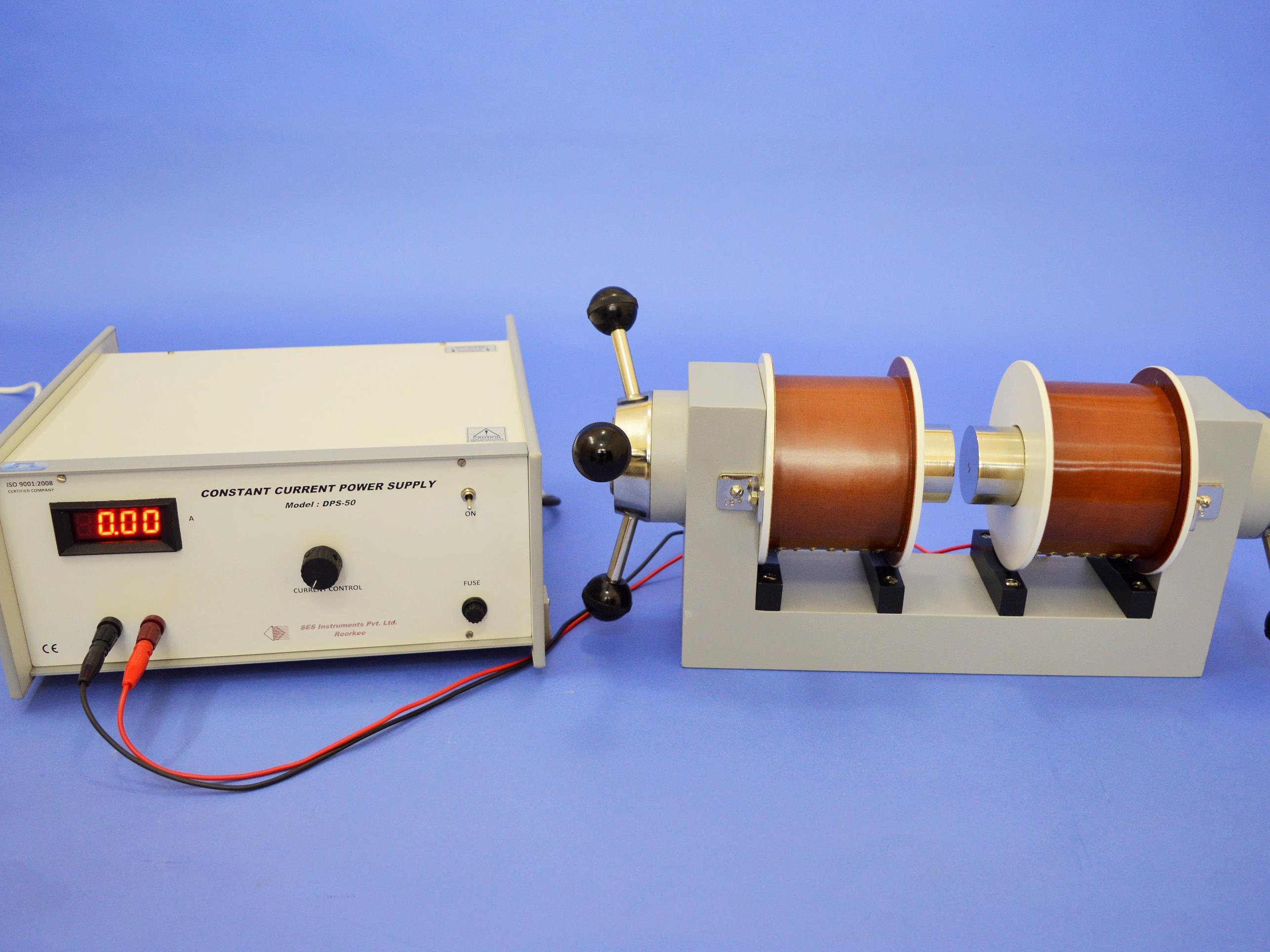 Electromagnet & Power Supply, EMU-50 & DPS-50