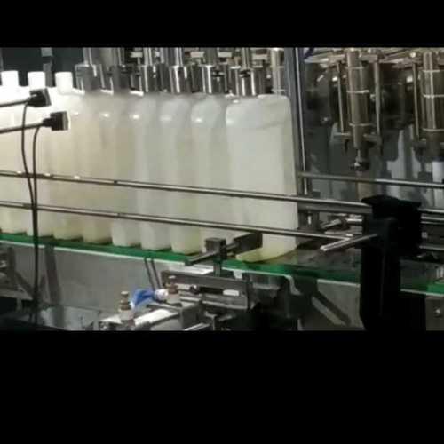 Liquide filling machine