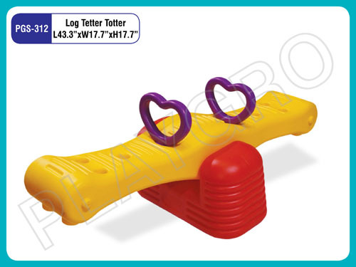 Log Teeter Totter