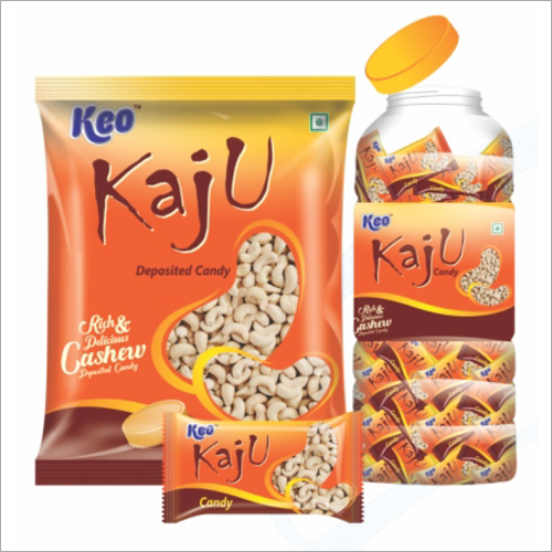 Kaju Deposited  Flavoured Candy